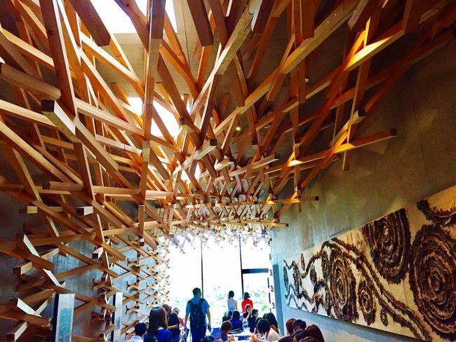 Architecture Kengo_kuma Srarbucks Dazaifu Japan Fukuoka,Japan