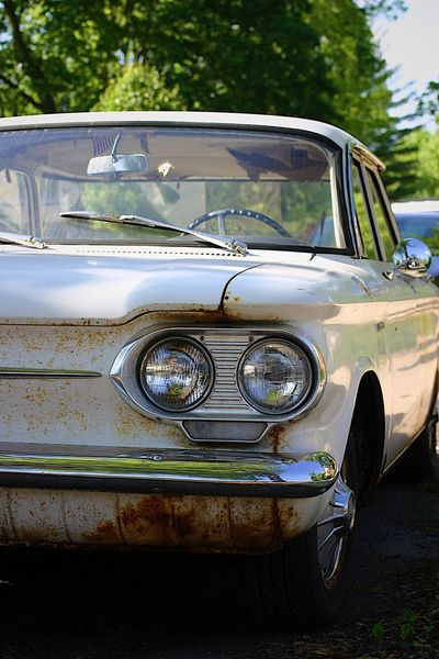 Car Old-fashioned Vintage Car Headlight Retro Styled Transportation Collector's Car Land Vehicle No People Day Outdoors Close-up