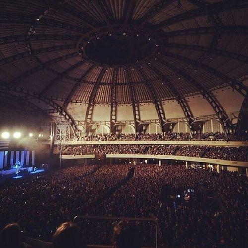 Ich will wieder zurück !!! ;-) (c) @hapahaber Sunriseavenue Concert Festhalle  Frankfurt