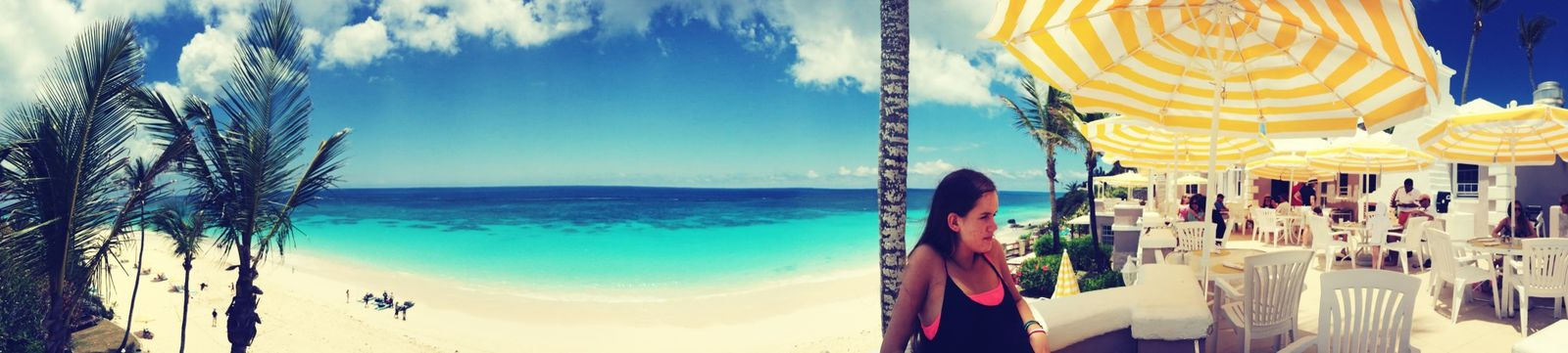 Beach Bermuda Ocean Sand