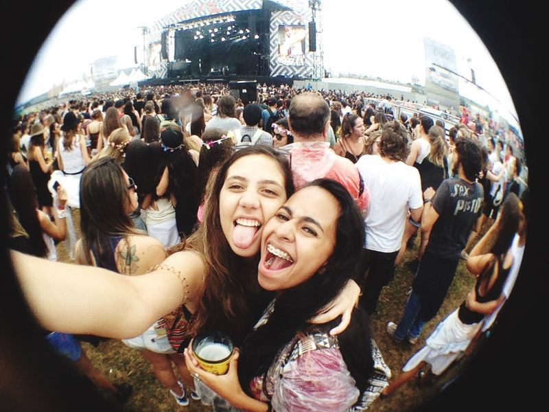 Lollapalooza Festival Dance Rudimental  Bff Party Brazil