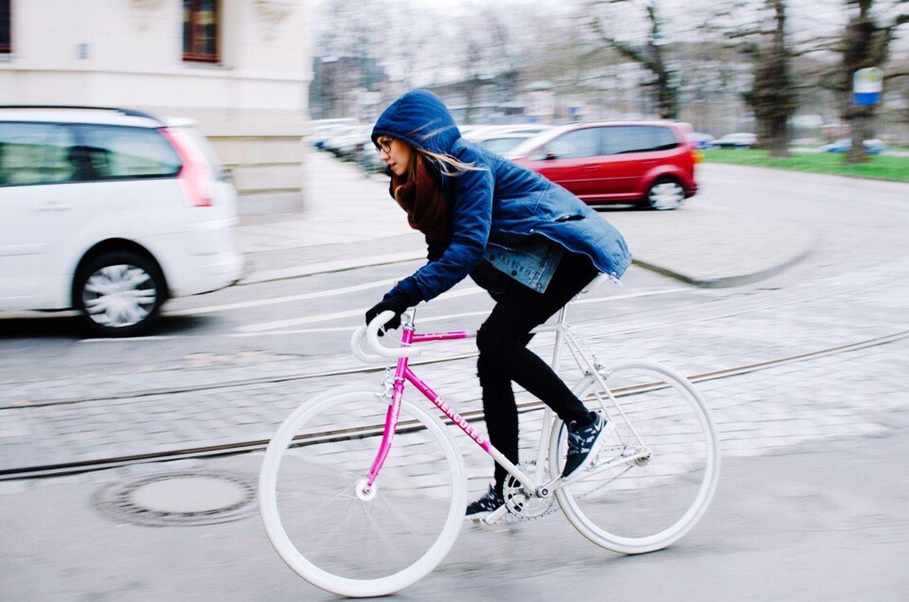 Bike Taking