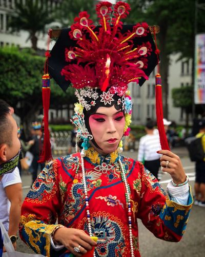 Traditional Clothing Cultures Love Is Love ❤ Taipei Pride Formosa Pride Celebratepride Celebration You Go Girl Lgbt Lgbt Pride This Is Queer Love Is Love