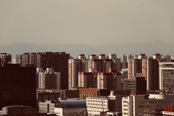 City View 城市风景 Architecture Cityscape Skyscraper Building Exterior City No People Built Structure Outdoors Sky Day Modern Tall Clear Sky Travel Destinations