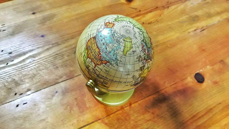 Journey around the globe World Globe Globe_travel Map Journey Glob Dunia Art Aroud The World Alone Arifftajuddin Planet Earth Astronomy Table High Angle View Close-up Navigational Compass Globe - Man Made Object Global Planet - Space Solar System Round World Map Orbiting