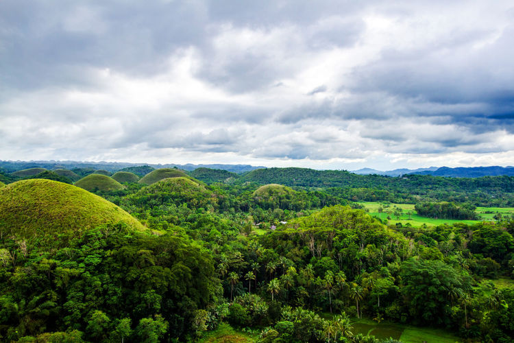 Paradise. ASIA Backpack Backpacking Clouds Clouds And Sky Field Forest Green Color Heaven Holiday Jungle Landscape Nature Wanderlust Outdoors Paradise Philippines Sabang Travel Travel Destinations Travel Photography Traveling Tree Vacation Vacations Lost In The Landscape