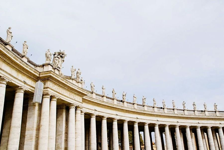 Architecture Vatican City