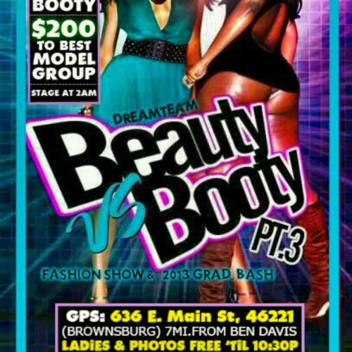 Come Out Nd Party Wit Us 2Nite!!! BeautyVsBoOty !!! Party !!! Performance By 3DeepFam & More !!! TRUEEe!!