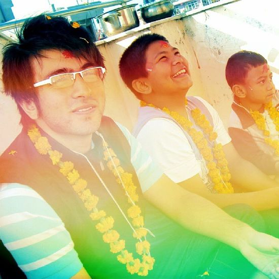MhaPuja NhuDan Tihar Newari Puja