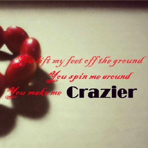Photo Crazier Photography Red bracelet mine quotes lyric taylorswift