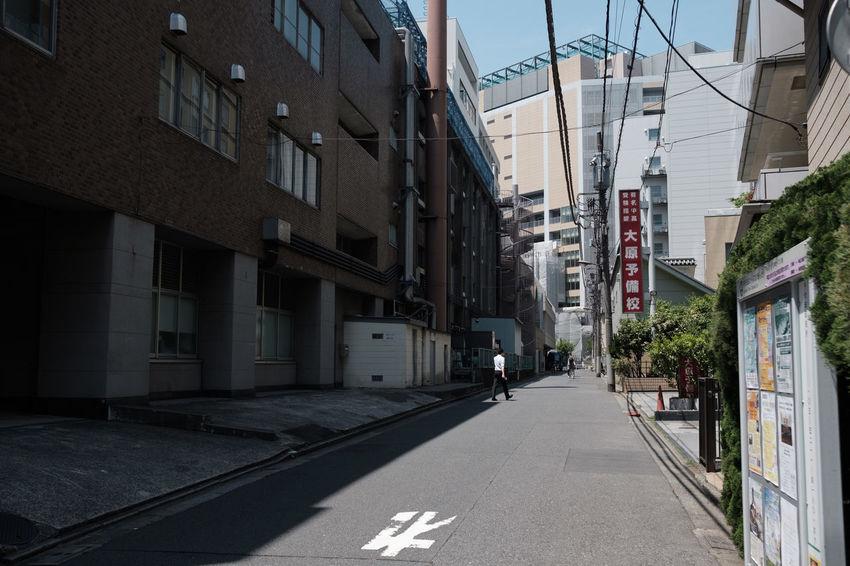 Cityscape FUJIFILM X-T2 Japan Japan Photography Tokyo Tokyo Street Photography Fujifilm_xseries Street Streetphotography X-t2 東京 水道橋 神保町 神田 飯田橋
