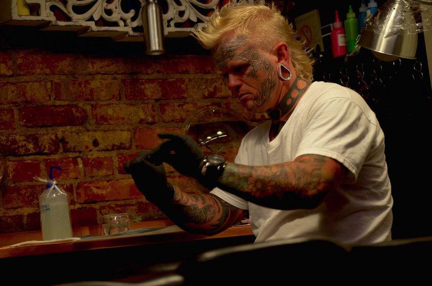 tattoo artist eyeem