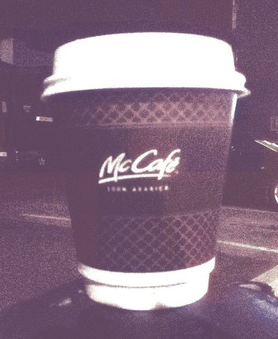 Coffee Is Always The Answer Koffie Coffee Cup Coffee Time Maccas WesternScript Text Western Script Golden Arches Mc Donalds Coffee The Golden Arches Mcdonalds McDonald's Mc Café Mc Donald's Coffee Cups Mickey D's Maccas Macca's Take Away Coffee I'm Lovin' It ® I'm Lovin' It I'm Loving It McCafe Drink Cups McDonald's International Caffeine Take Away Cups