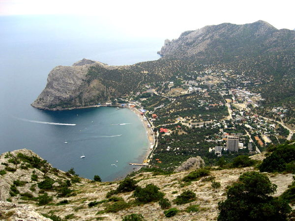 Coastline Crimea Sea Крым Новый свет крымнаш Море ВИД СВЕРХУ Черное море