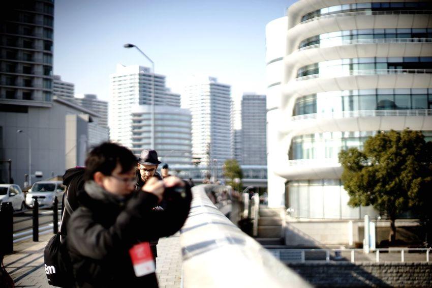 EyeEm Tokyo Meetup 7 Taking Photos Snapshot Cityscapes Cityscape People Watching Enjoying Life