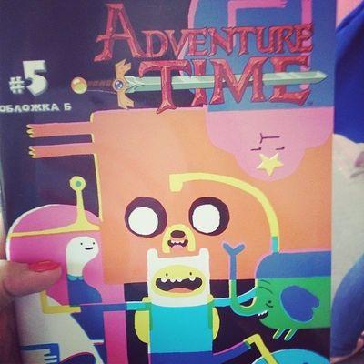 Вот, что я себе купила СЧАСТЬЕ Happy Adventuretime