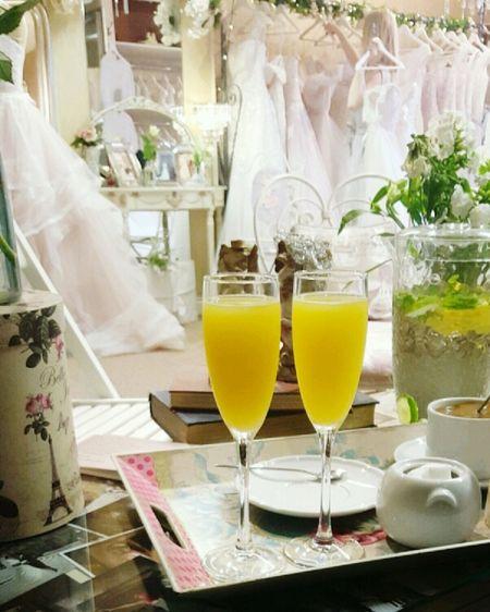 Wedding shopping Drink Drinking Glass Alcohol No People Close-up Wedding Dress Weddingdress Shopping!  Bride To Be Bridesmanduties Love❤ Love Wine Moments