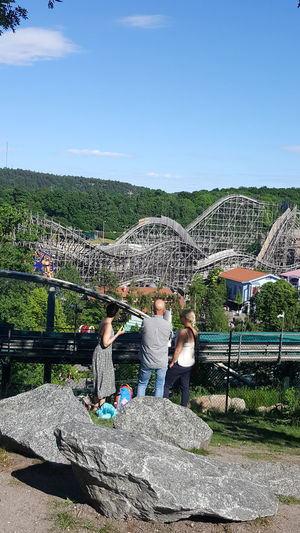 Liseberg Gothenburg Sweden Summer