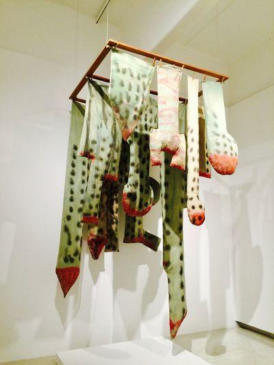 Art Art Decor Clothes Materials Hanging Day Fabric Art Fabric Hanging Hanging Indoors  No People