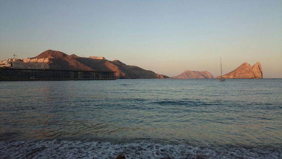 ÁguilasIsDifferent El Hornillo Isla Del Fraile