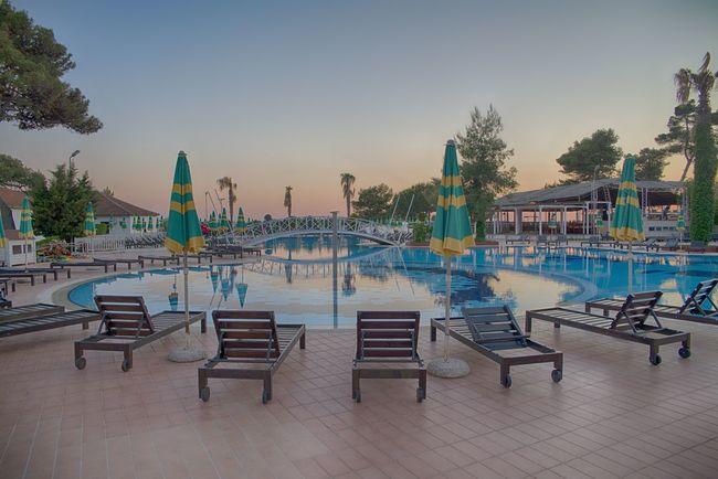 Albania Albanie Durres Durres Albania Durrës, Albania Hotel Tropical, Pool Swimming Pool