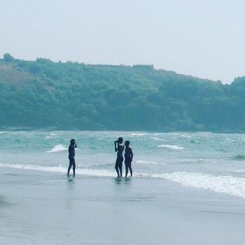 Morgim Beachinindia Beach Swimming Family Friends Fun Weekends Holiday Goa Goatrip Traveldiary Travel Photography Saumendas Dassaumen Saumen Das Sdas Dass Sid