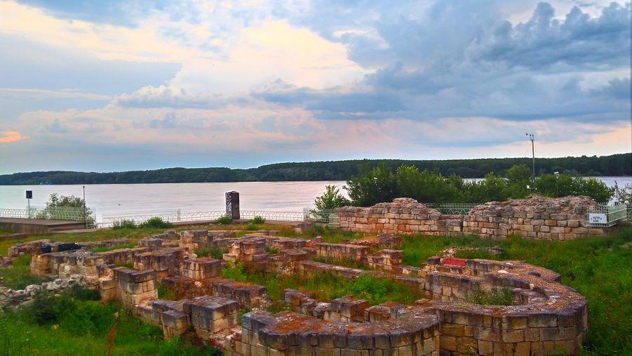 Ancient town at