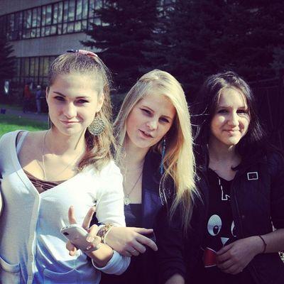 Люблю свою группу!!))