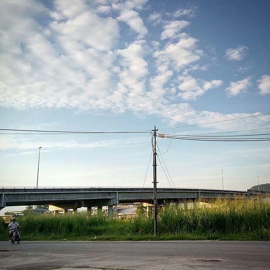 Long jurney Jurney EyeEm Malaysia Eyeem Tanjung Malim Eyeem Perak Landscape Morning Sky EyeEm Gallery