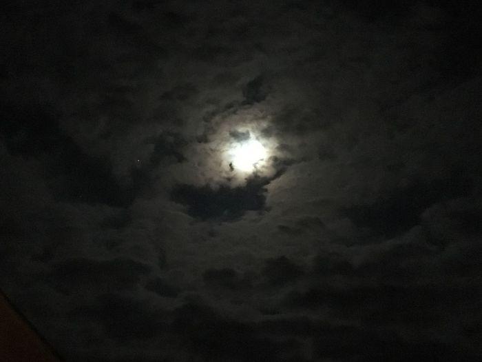 Mond Sky Nature