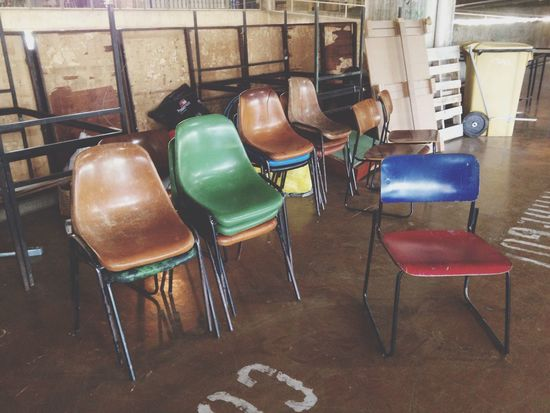 Chairs School