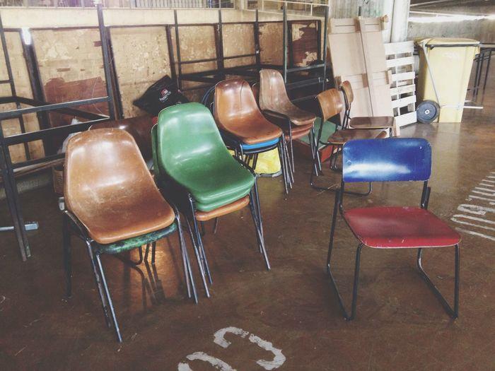 Chairs School