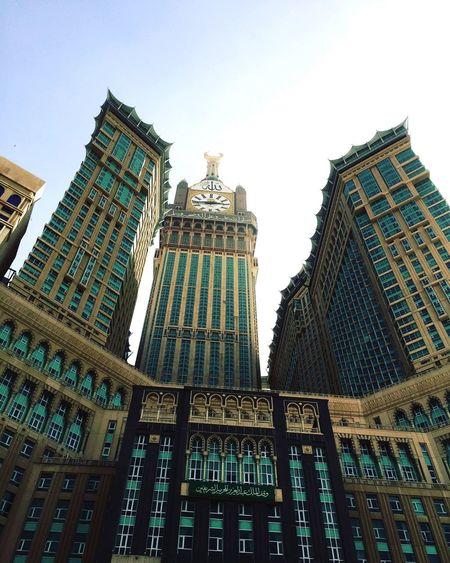 Mashaa Allah TabarakAllah الحمدلله  Makkah Architecture