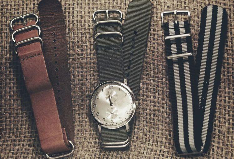 Xpro1 Watch Vintage InterchangeabLe Natostrap