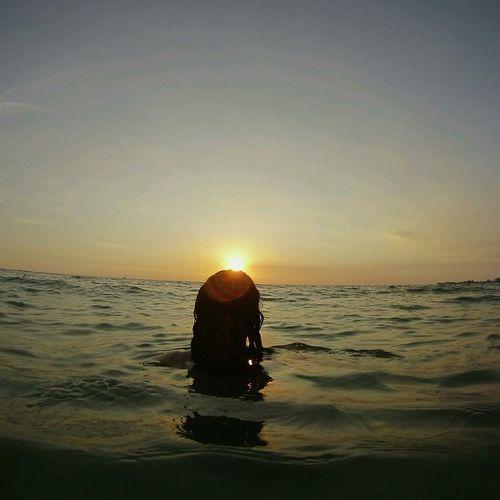 Anna Maria Island, Florida Nofilter Sunset Sky Ocean