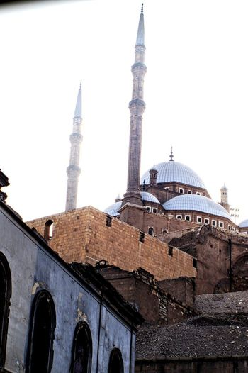 The Egyptian Citadel Citadel Mamluk Islamic Architecture Islamic Old Cairo City Dome Place Of Worship Religion History Monument Cultures Tower Architecture Sky Calligraphy Architectural Feature Architectural Design Architecture And Art Mosque