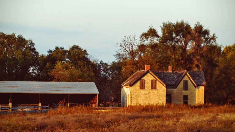 Photo essay - Marysville, Kansas October 15, 2016 A Day In The Life America Architecture Autumn Building Exterior Camera Work Color Photography Country House Countryside Eye4photography  EyeEm Gallery Fall Collection Field Growth House Kansas MidWest October Photo Diary Photo Essay Photography Remote Rural Scene Solitude Visual Journal