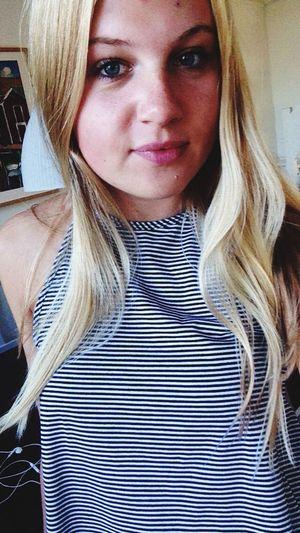 Summer Girl Happy June Blonde Sweden Life Hair