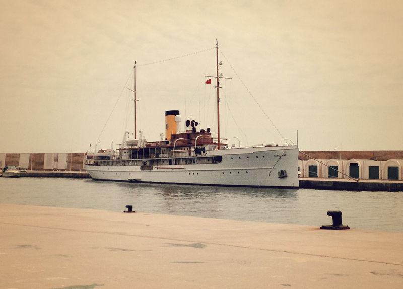 Tunesia Relaxing Enjoying Life Boat Ship Holidays Holiday