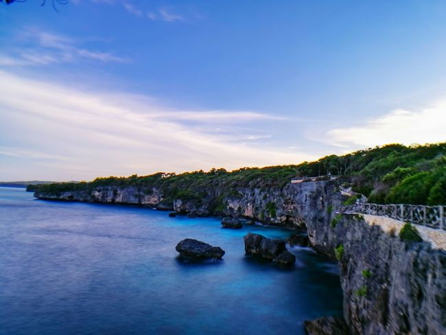 Landscape Blue Sky Sea Travel Destinations Vacations Applaralang Bulukumbakeren Sky And Clouds South Sulawesi