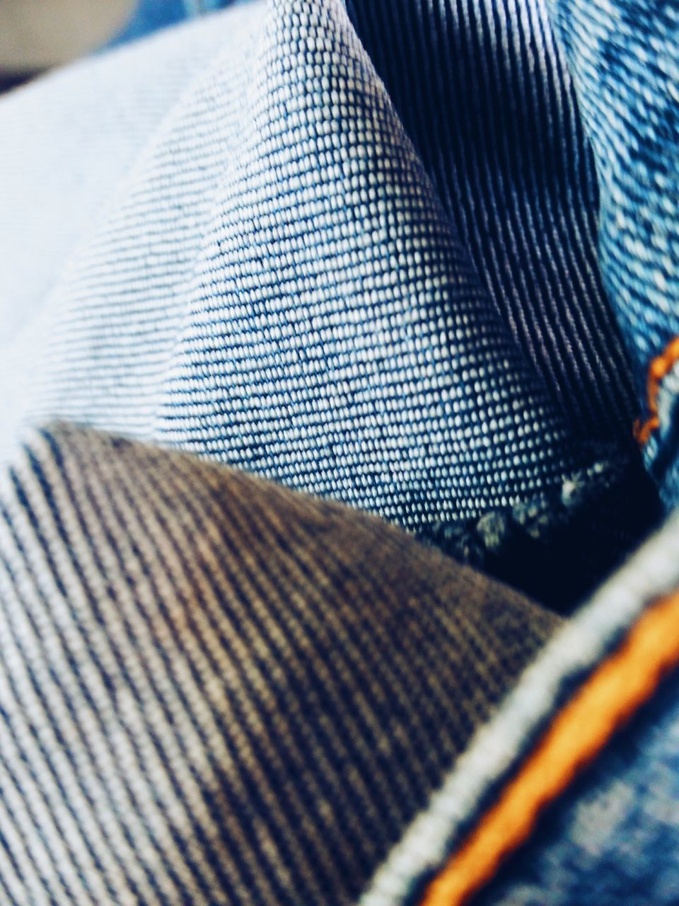 close-up, selective focus, no people, fabric, indoors, textile, day