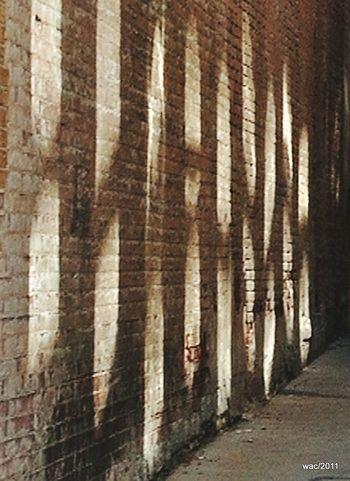 Shadow-art Urban Photography Wall Shadow