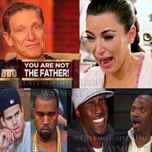 You Are Not The Father! Lol