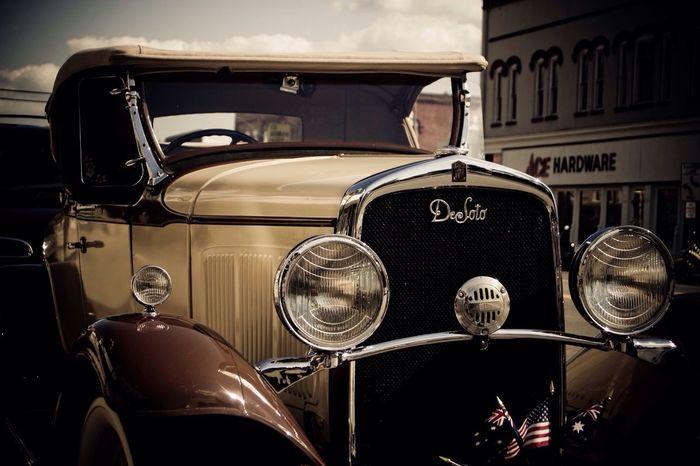1930 DeSoto right hand drive Auto Automobile Vintage Cars Antique Car Car