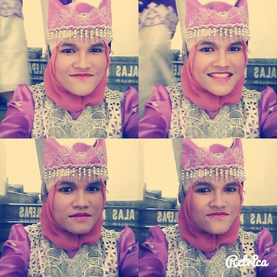 Jadi pager ayu ceritanya Tradisional INDONESIA Adat Padang pagerayu wedding hijab