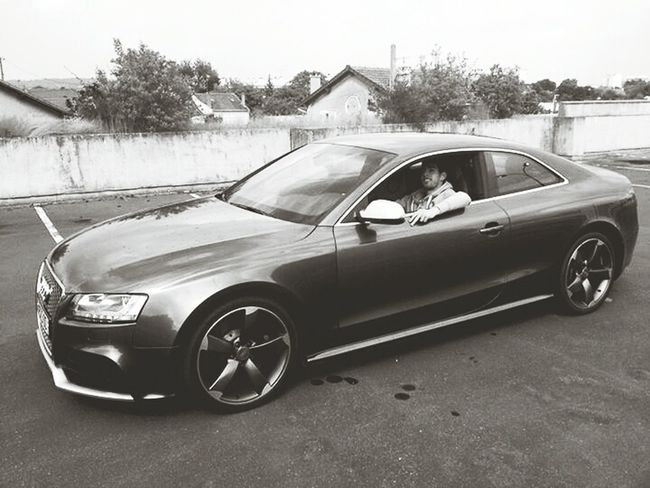 Gros Bolide Cars Hello World Audi Rs5