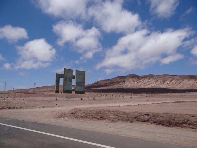 Discover Your City Trópico de capricornio. Antofagasta - Chile