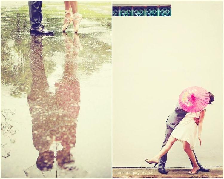 Portrait Dance Dance With Me - Prewedding By KM