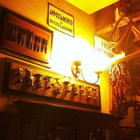 Firenze Perseus Restaurant Interior