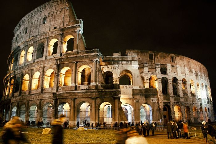 Roma Rome Rome Italy Italy Italy❤️ Colosseo Colosseum Colosseo❤ The Colosseum, Rome Architecture Hystory Story Città Eterna City Monuments Monument Night Nightphotography EyeEm Best Shots Eye Em Best Shots Eye Em Around The World Eye Em